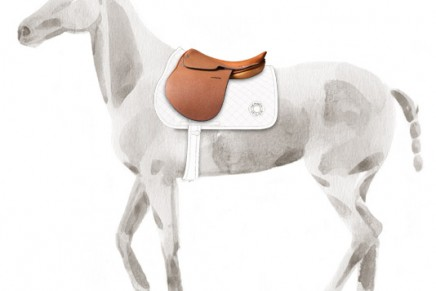 Hermès honoring its roots with customizable saddle service