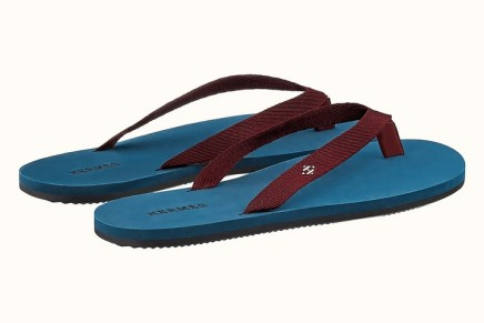 The £335 flip-flops: what the super-rich wear to look like everyone else