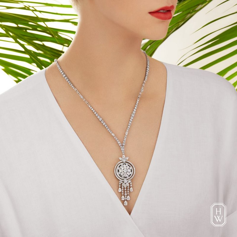 High Jewelry Masterpieces - A Winston Summer Full of Diamond Secrets