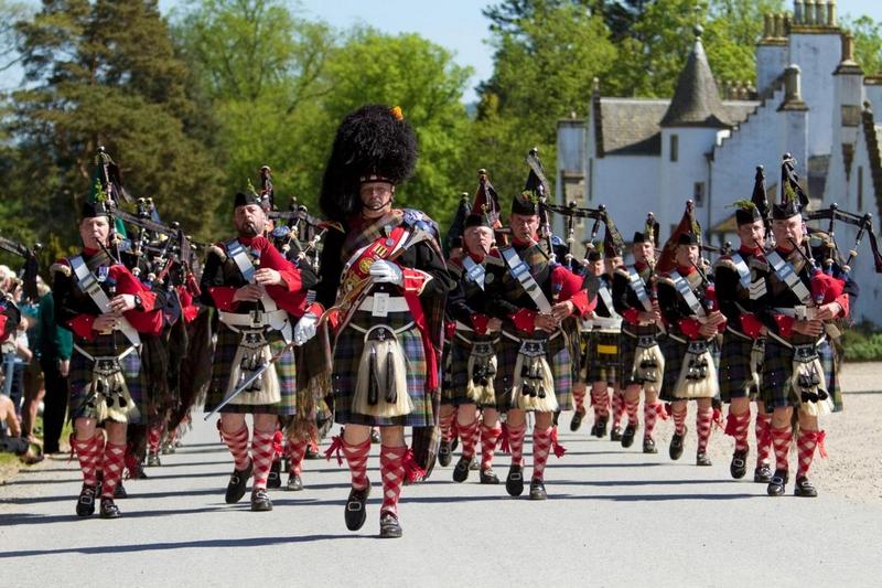 Highland Games Visit Scotland-