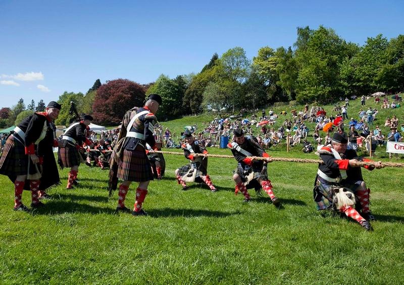 Highland Games Visit Scotland