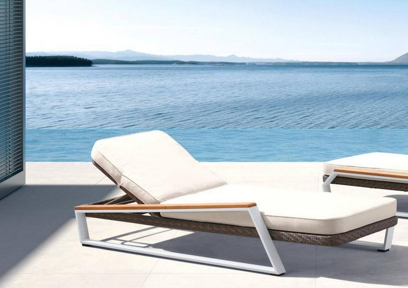 Higold Onda, the outdoor furniture collection designed by Pininfarina for Higold--2018