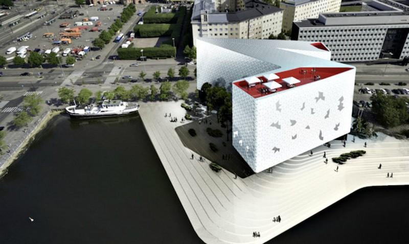 Hilbert's Hotel will be a new beacon of Helsinki 2017-