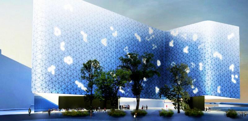 Hilbert's Hotel will be a new beacon of Helsinki 2017