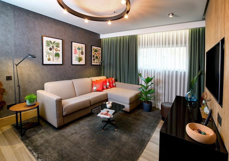 Hilton Hotels -London Bankside_Vegan Suite-2019