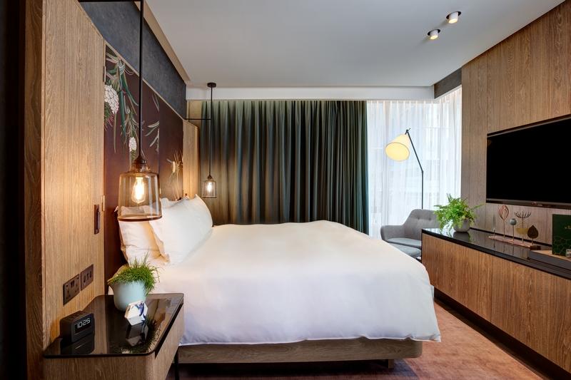 Hilton Hotels -London Bankside_Vegan Suite