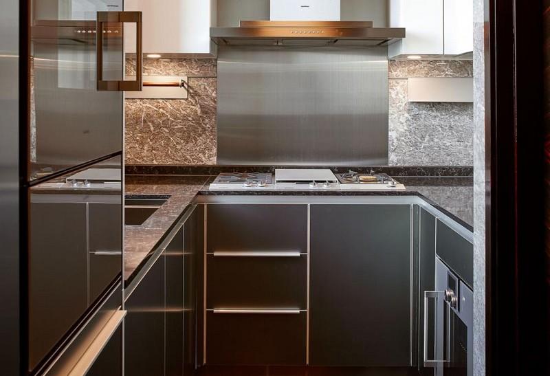 Hirsch Bedner Associates (HBA) completes Ultima Residences Hong Kong-kitchen-