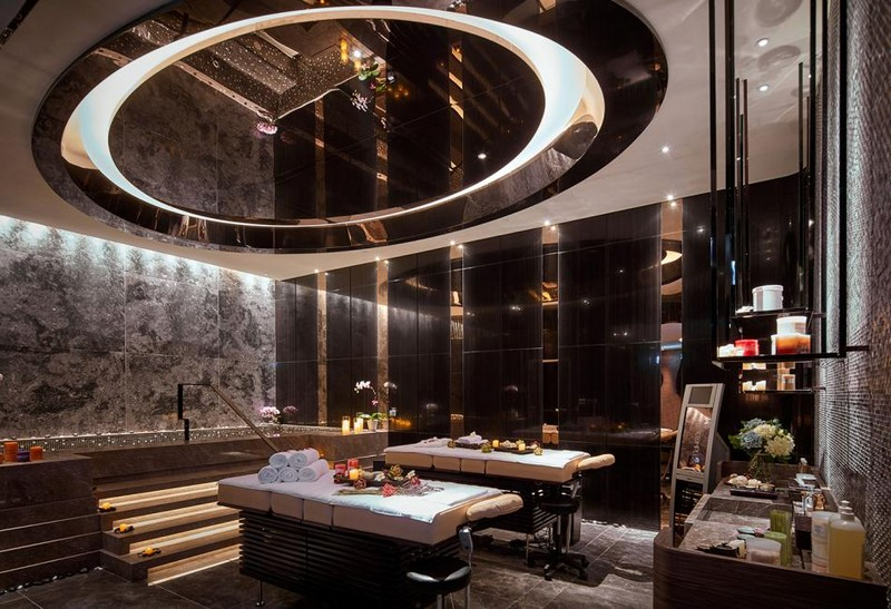 Hirsch Bedner Associates (HBA) completes Ultima Residences - the spa