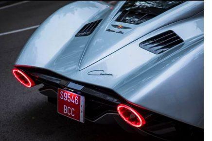The Boulogne variant of the Carmen hyperlux grand tourer debuts at 2020 Geneva Motor Show