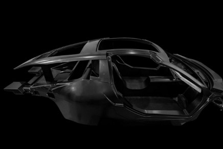 Carmen, Hispano Suiza's fully-electric grand tourer, debuts at Geneva Motor Show 2019