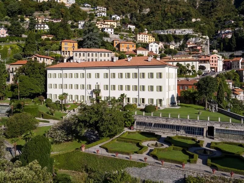 Historic Villa Passalacqua on Lake Como-