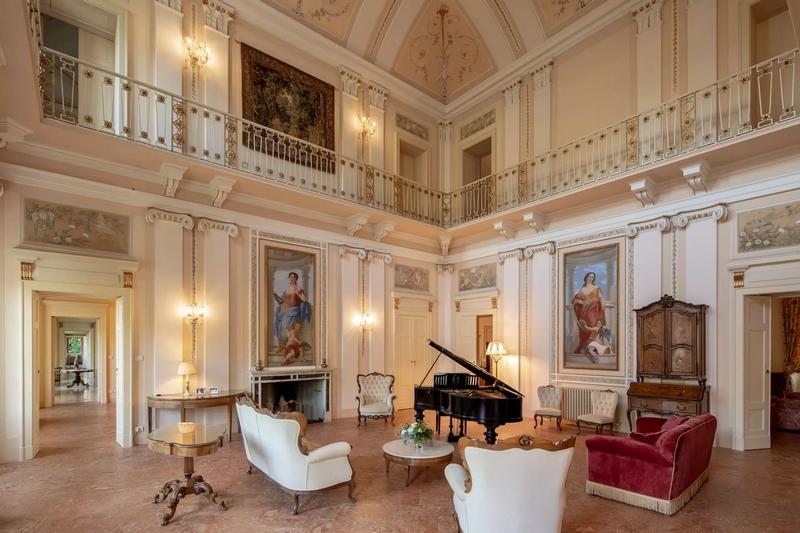 Historic Villa Passalacqua on Lake Como-07