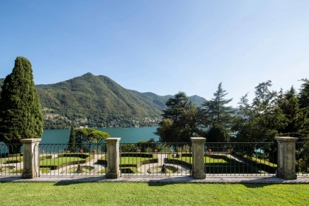 Historic Villa Passalacqua on Lake Como, one of the most expensive real estate listings in Europe, is for sale