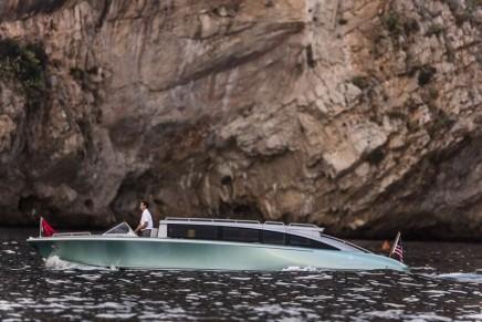 Hodgdon custom limo tender celebrates 200 years anniversary of the oldest US  shipyard