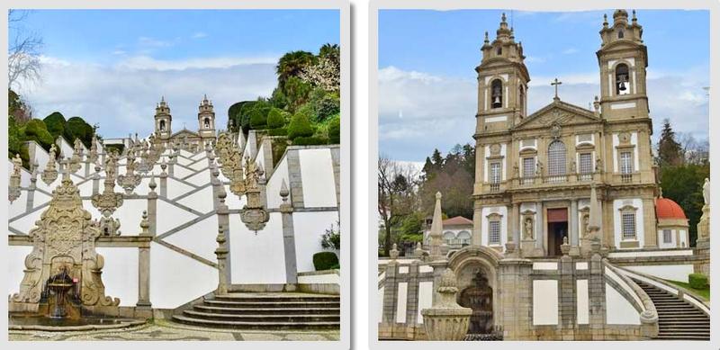 Holiday Destination Ideas 2019 - Braga Portugal