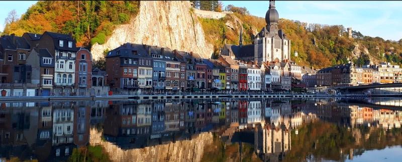 Holiday Destination Ideas 2019 - Dinant Belgium