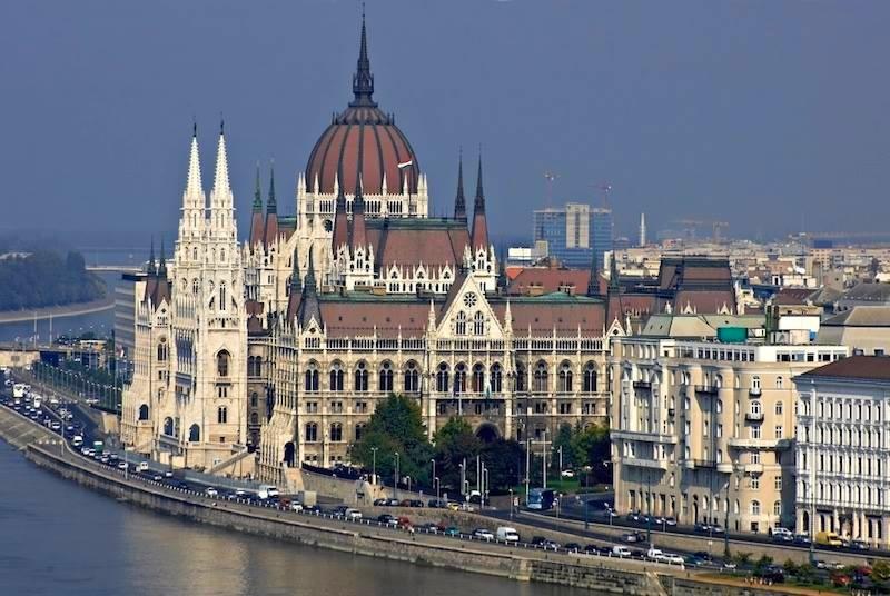 Holiday Destination Ideas 2019 - Parliament Building Budapest