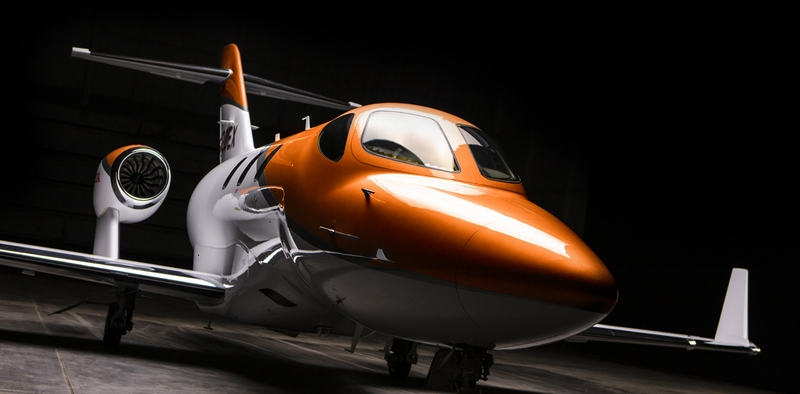 HondaJet - the most delivered very light jet for the second consecutive year