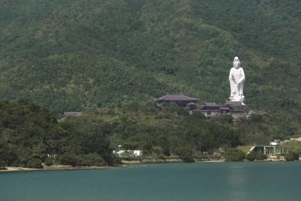 Hong Kong opens £193m luxury Buddhist monastery to public
