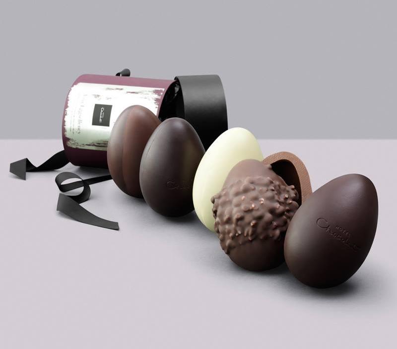 Hotel Chocolat 2017 Chocolate Egg selection