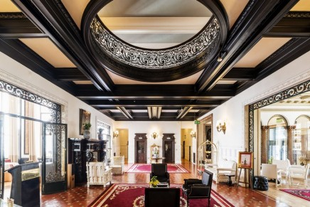 Infante Sagres: the most historic luxury hotel in the city of Porto reopens with fashion fusion