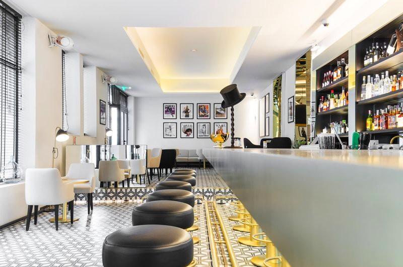 Hotel Infante Sagres - gallery - bar