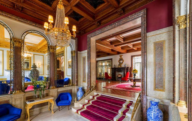 Hotel Infante Sagres - gallery - decor