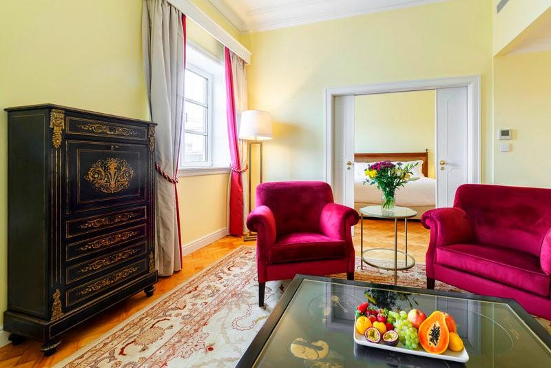 Hotel Infante Sagres - gallery - room