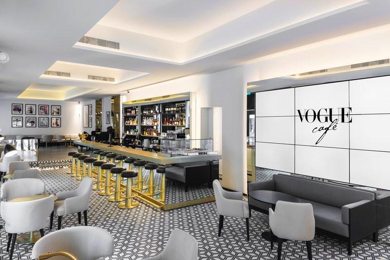 Hotel Infante Sagres - gallery - vogue cafe