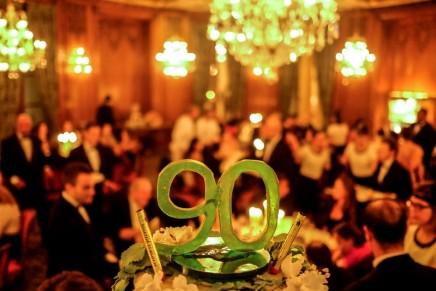 Le Bristol Palace x Cristal de Paris celebrate Le Bristol's 90th anniversary