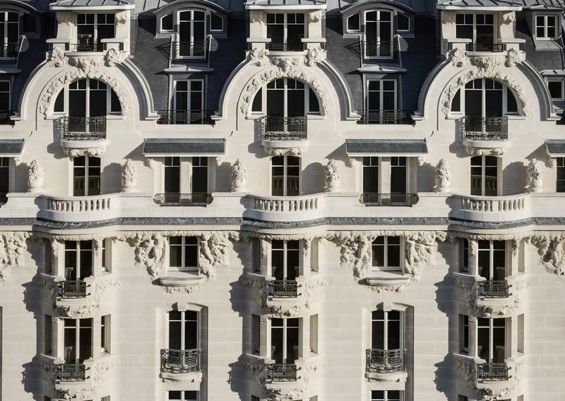 Hotel Lutetia Paris-facade