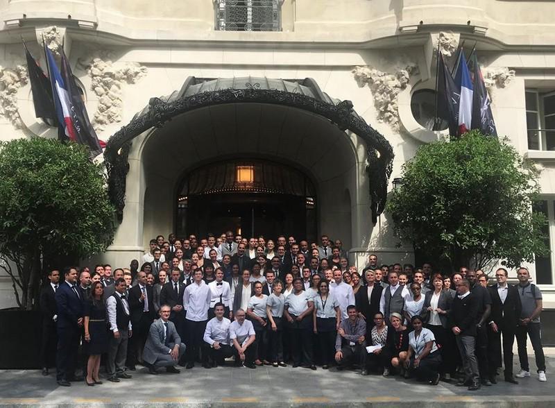 Hotel Lutetia Paris-reopening