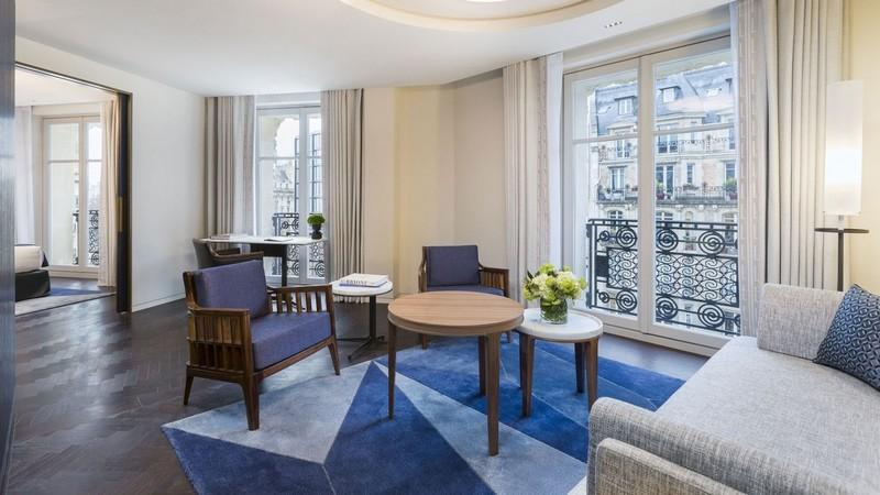 Hotel Lutetia Paris- rooms