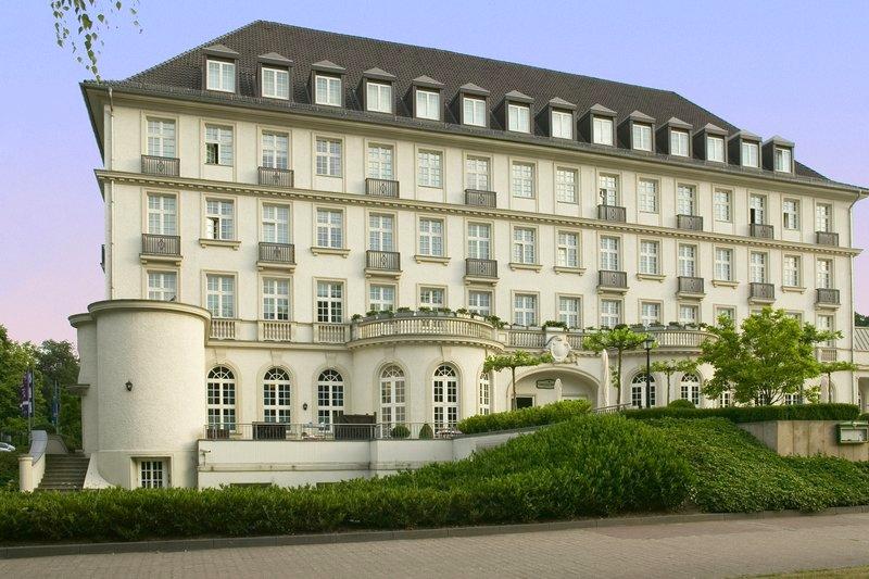 Hotel Pullman Aachen Quellenhof ext