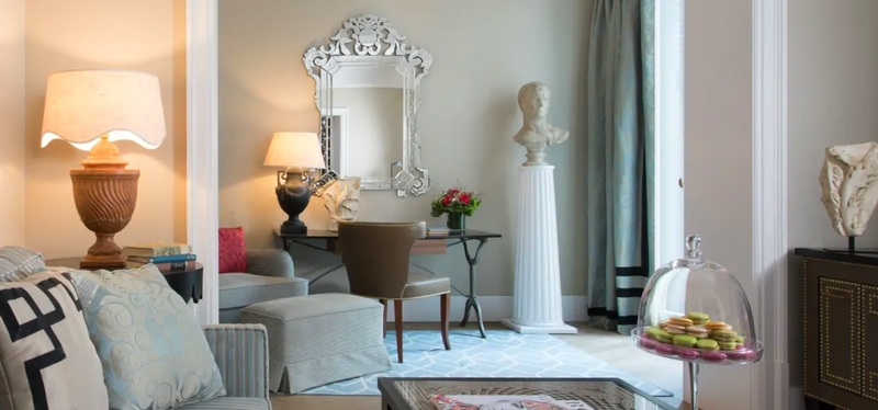 Hotel de la Ville Rome a Rocco Forte Hotel opening in May 2019-suites