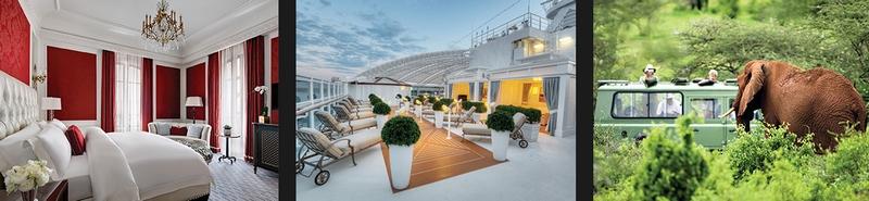 Hotels Cruises Tours
