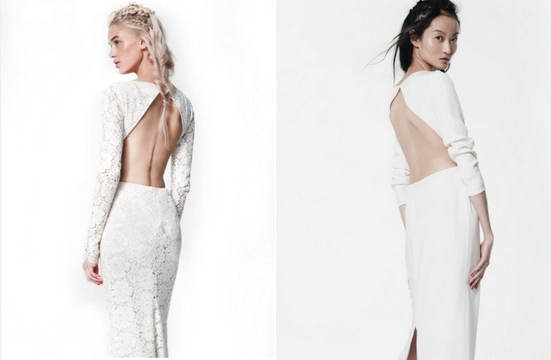 Houghton NYC bridal store Lace Dresses