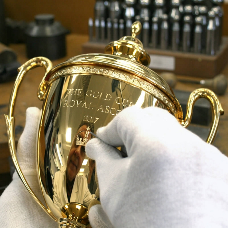 House of Garrard for Royal Ascot trophy