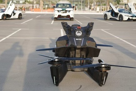 Hoversurf Hoverbike is the beginning to something much larger