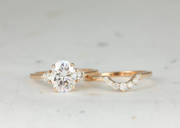 How to Choose a Unique Engagement Ring - .loveandpromisejewelers-oval rings