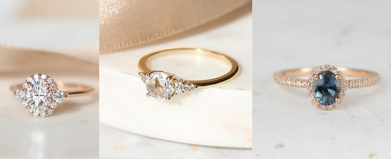 How to Choose a Unique Engagement Ring - .loveandpromisejewelers-rings