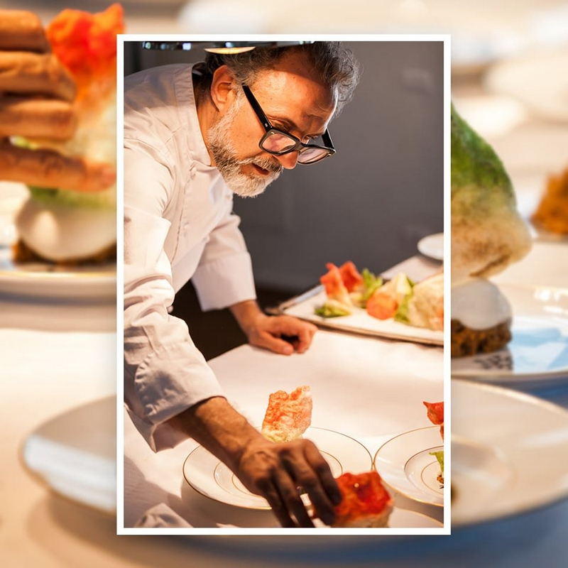 How to Launch Your Own Restaurant Empire - Osteria Francescana