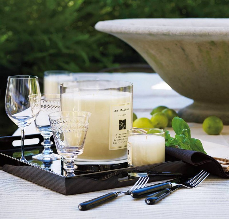 How to achieve a luxury hotel look at home - create the right atmosphere with Jo Malone London