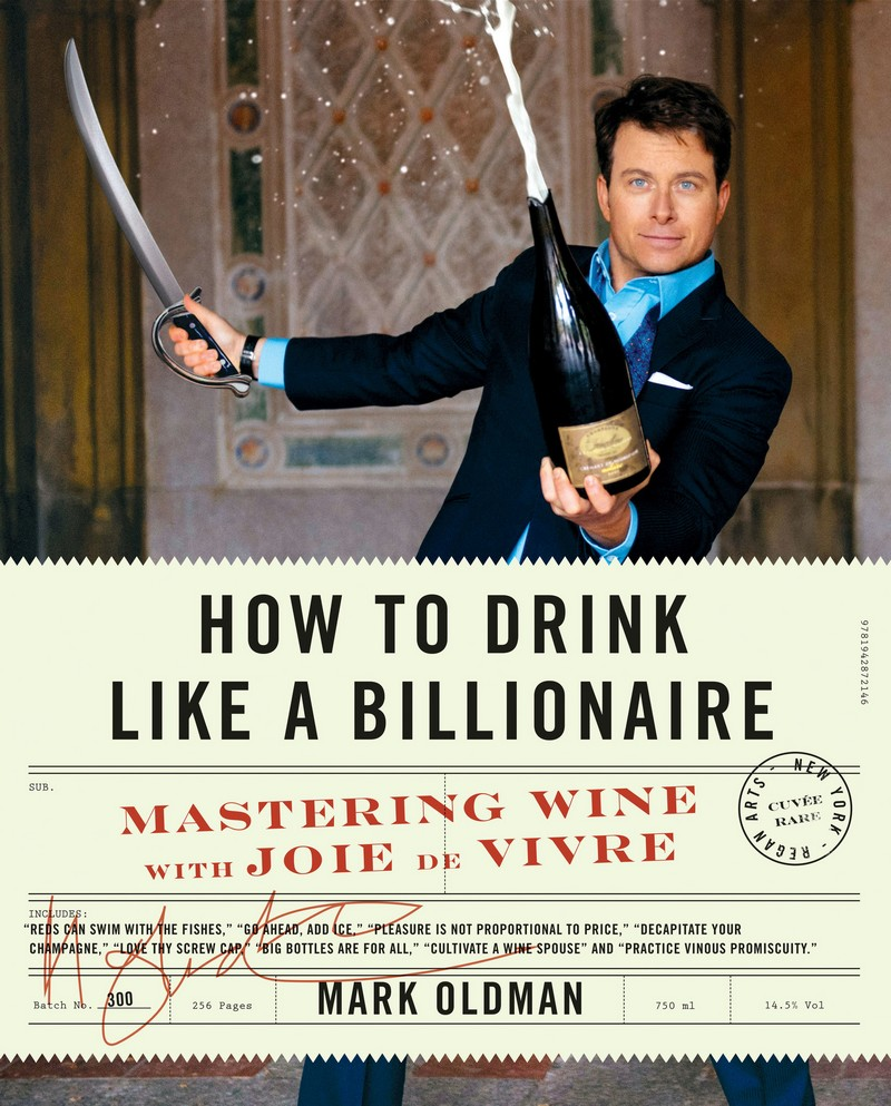 How to drink like a millionaire education book