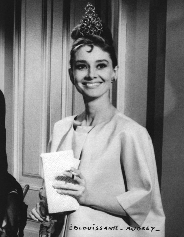 Hubert de Givenchy. To Audrey with Love exhibition-