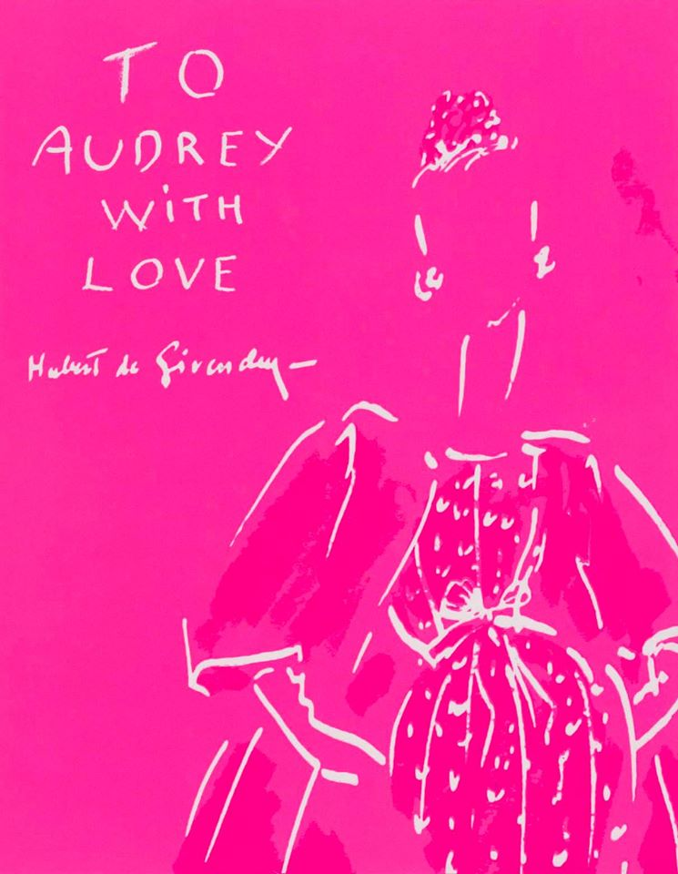 Hubert de Givenchy. To Audrey with Love exhibition