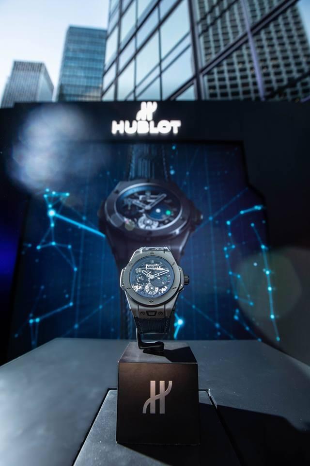 Hublot Big Bang Meca-10 P2P launch November 2018