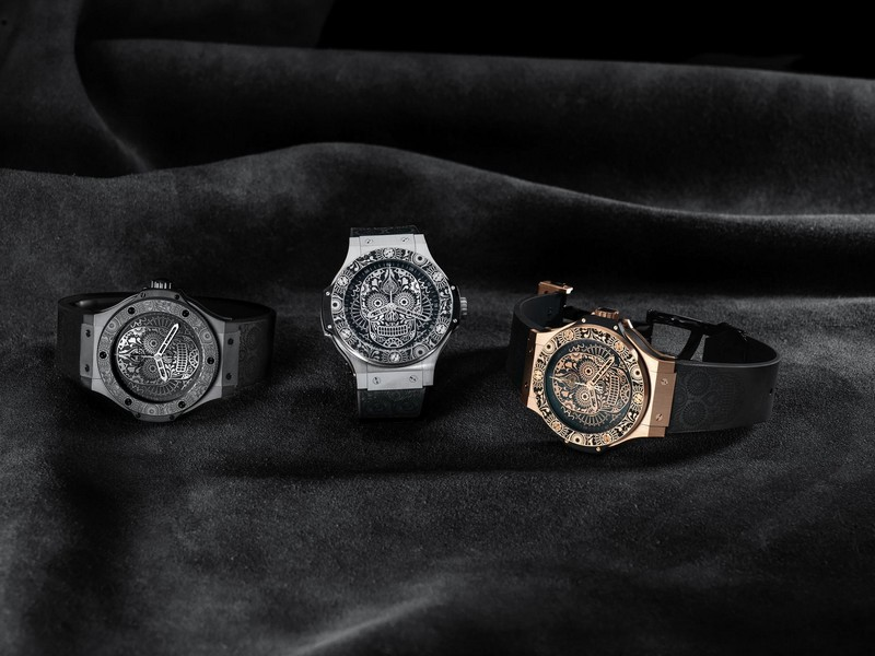 Hublot Calaveras watch collection 2017