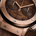 Hublot Classic Fusion Chronograph Berluti - Hublot launches Classic Fusion Chronograph with patina of Berluti leathers