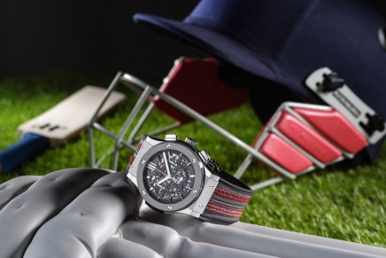 Timing is vital in cricket: Classic Fusion Chronograph ICC Cricket World Cup 2019